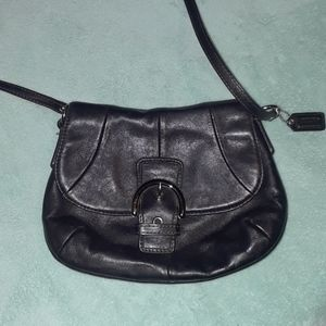 EUC small Coach Crossbody Bag